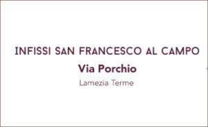 Infissi San Francesco al Campo